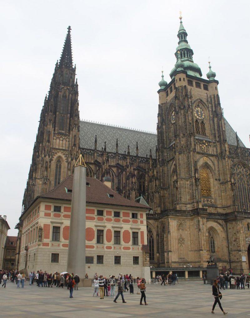 Южная башня собора Святого Вита 5