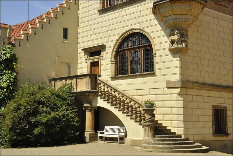 Замок Пругонице 11