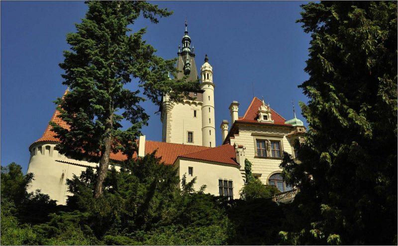 Замок Пругонице 7