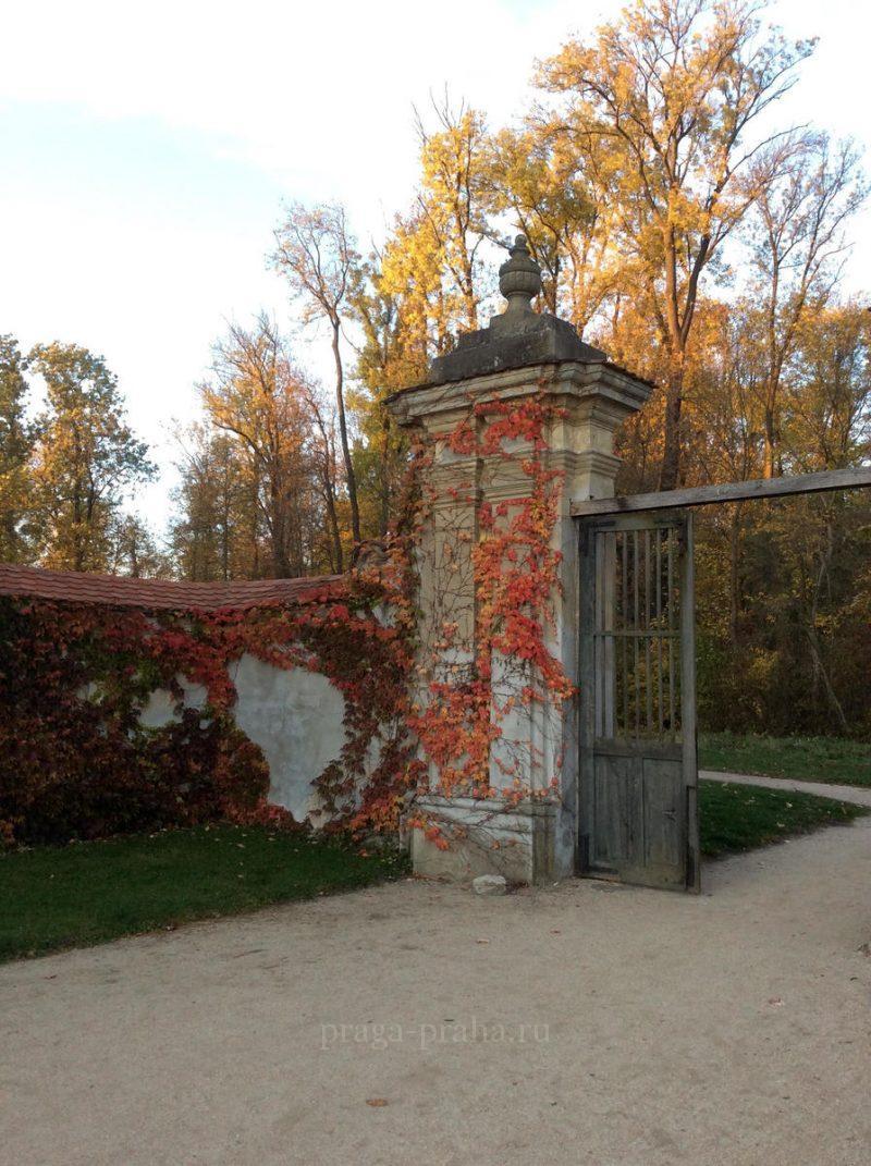 Замок Милотице 7