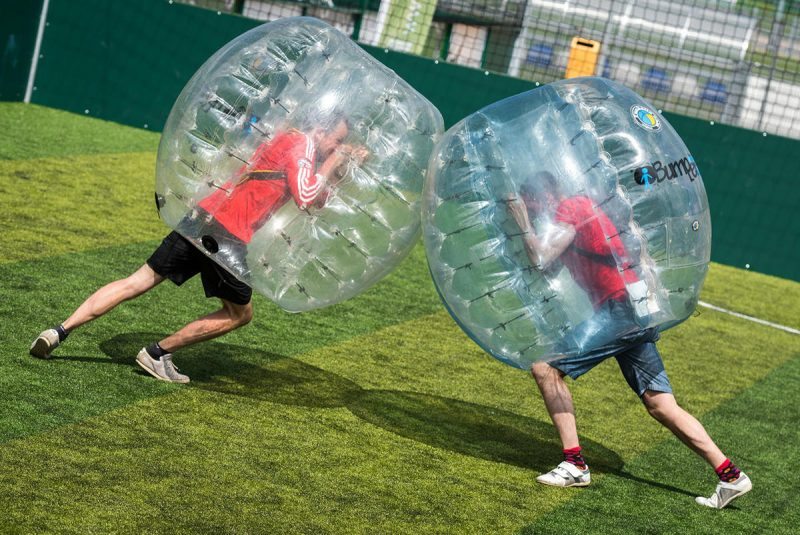 Crazy Bubbles 1