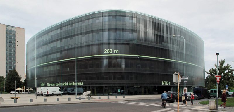 Чешская национальная техническая библиотека 6